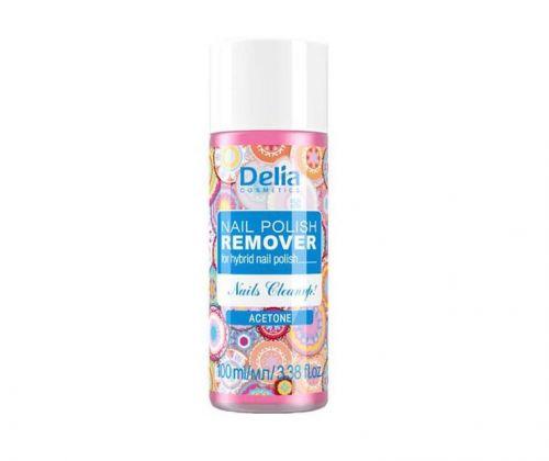 Delia Cosmetics - Delia Hybrid Nail Polish Remover 100 ml Oje Çıkarıcı