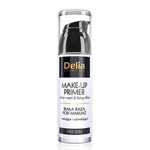 Delia Cosmetics - Delia Make Up Primer 03 White Matt & Fixing 35 ml