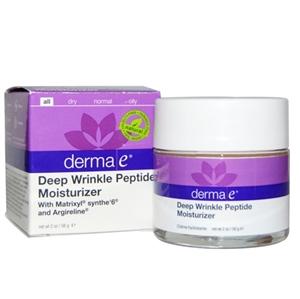 Derma E Deep Wrinkle Peptide Moisturizer 56gr