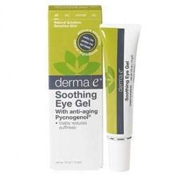 Derma E - Derma E Soothing Eye Gel 14gr