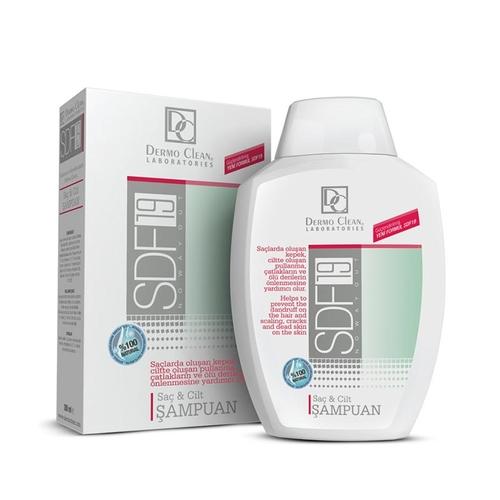 Dermo Clean - Dermo Clean SDF 19 Shampoo 300 ml