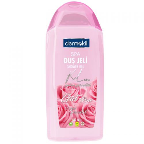 Dermokil - Dermokil Therapy Gül Duş Jeli 500 ml