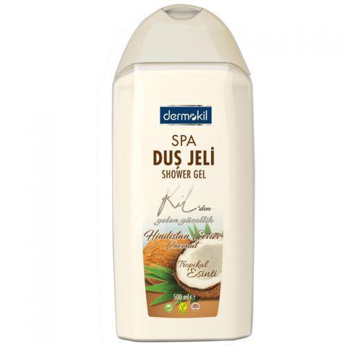 Dermokil - Dermokil Therapy Hindistan Cevizi Duş Jeli 500 ml