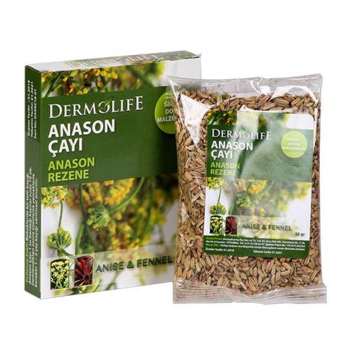 Dermolife - Dermolife Anason Çayı 50 gr