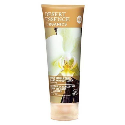 Desert Essence - Desert Essence Baharatlı Vanilya Çayı Özlü Organik El-Vücut Losyonu 237ml