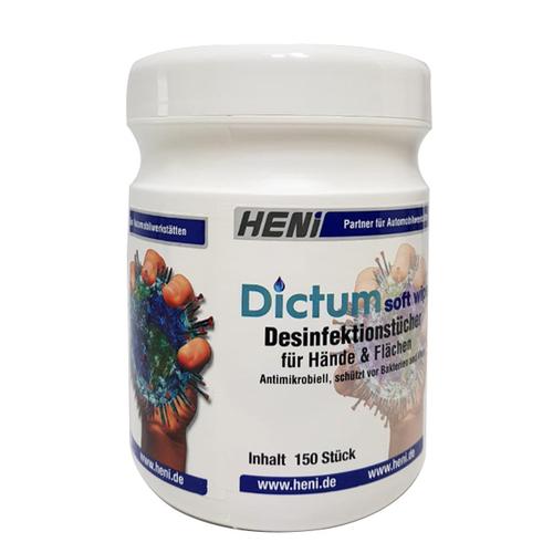 Dictum - Dictum Antibakteriyel Islak Mendil 150 Adet
