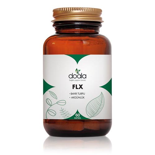 Doala - Doala FLX Takviye Edici Gıda 60 Kapsül
