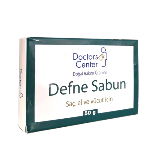 Doctors Center - Doctors Center Defne Sabun 50g