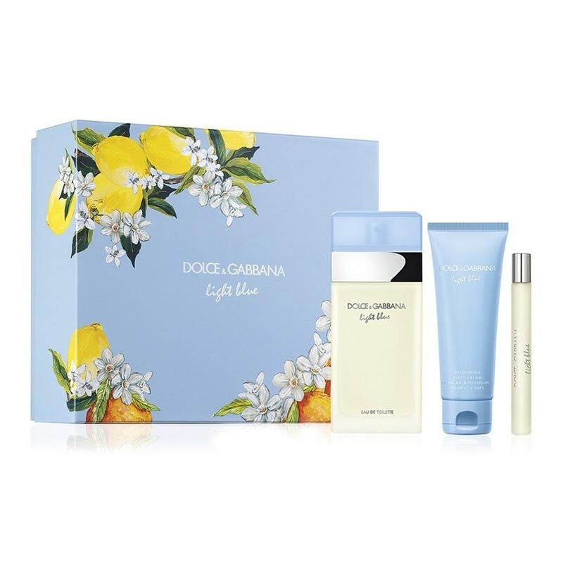 Dolce&Gabbana - Dolce Gabbana Light Blue Parfüm Seti