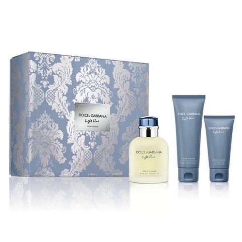 Dolce&Gabbana - Dolce Gabbana Light Blue Pour Homme Parfüm Seti
