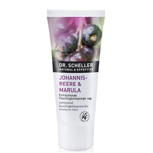 Dr.Scheller - Dr Scheller Blackcurrant & Marula Moisturizing Cream Day 40 ml