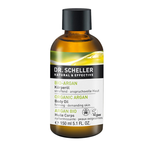 Dr.Scheller - Dr Scheller Organic Argan Body Oil 150 ml