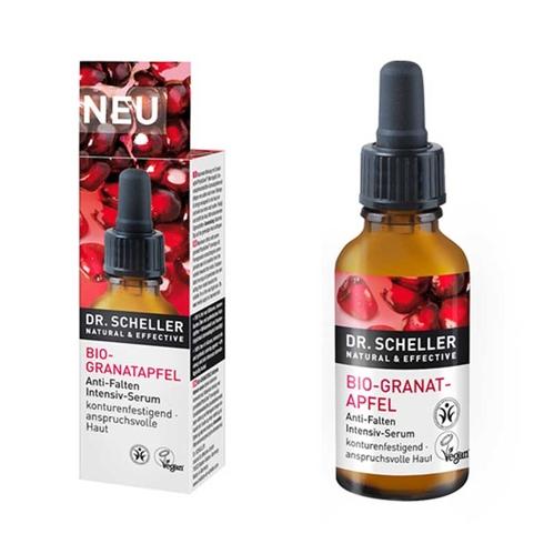 Dr.Scheller - Dr Scheller Organic Pomegranate Anti-Falten Intensiv Serum 30 ml