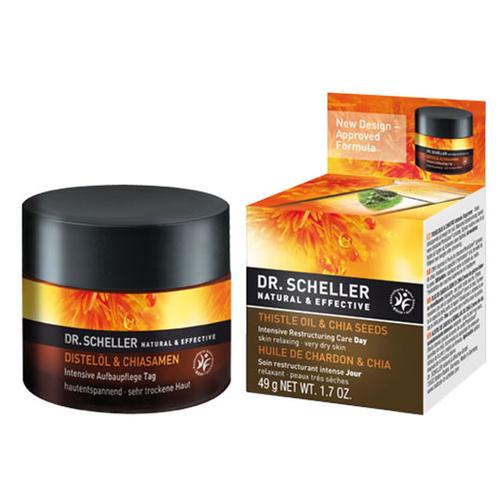 Dr.Scheller - Dr Scheller Thistle Oil & Chia Seeds Intensive Restructuring Care Day 50 ml