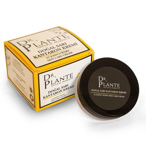 Dr. Plante - Dr.Plante Doğal Sarı Kantaron Kremi 50 ml