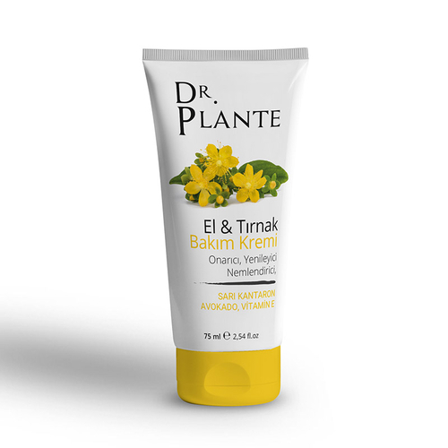 Dr. Plante - Dr.Plante El ve Tırnak Bakım Kremi 75 ml
