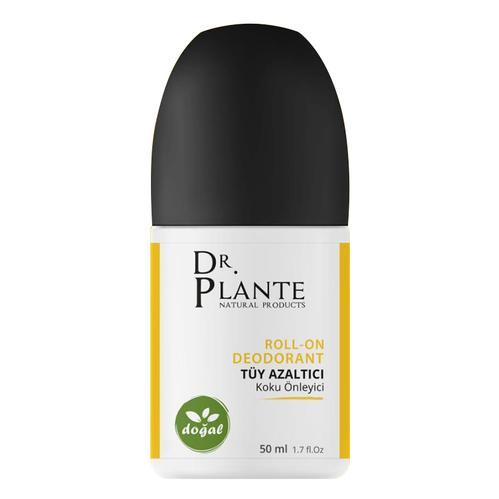 Dr. Plante - Dr.Plante Tüy Azaltıcı ve Koku Önleyici Doğal Roll On Deodorant 50 ml