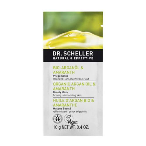 Dr.Scheller - Dr.Scheller Organic Argan Oil & Amaranth Beauty Mask 10gr