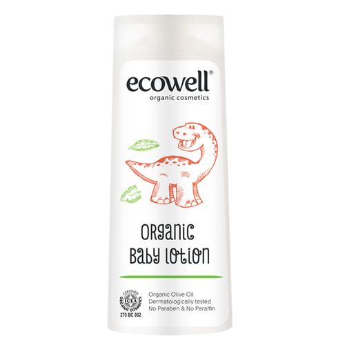 Ecowell - Ecowell Bebek Losyonu 300 ml