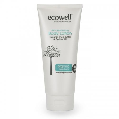 Ecowell - Ecowell Yoğun Nemlendirici Vücut Kremi 200 ml