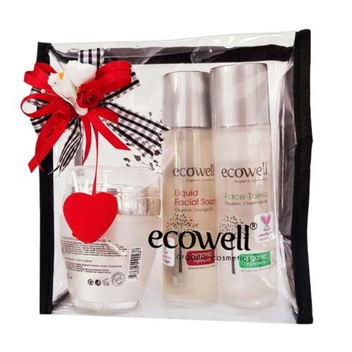 Ecowell - Ecowell Yüz Bakım Seti
