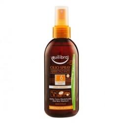 Equilibra - Equilibra Aloe Tanning Oil Spray 150ml