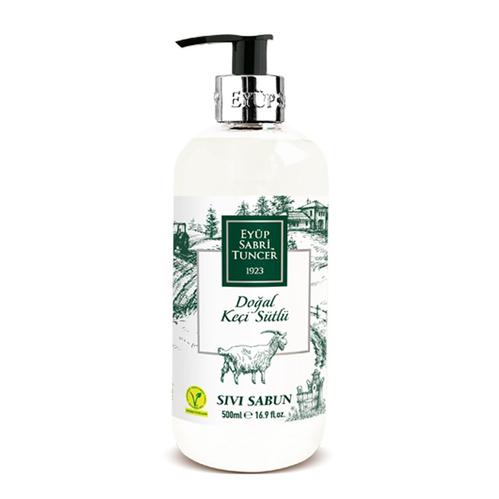 Eyüp Sabri Tuncer - Eyüp Sabri Tuncer Doğal Keçi Sütlü Sıvı Sabun 500 ml
