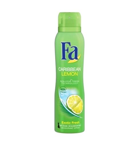 Fa - Fa Caribbean Lemon Spray 150 ml