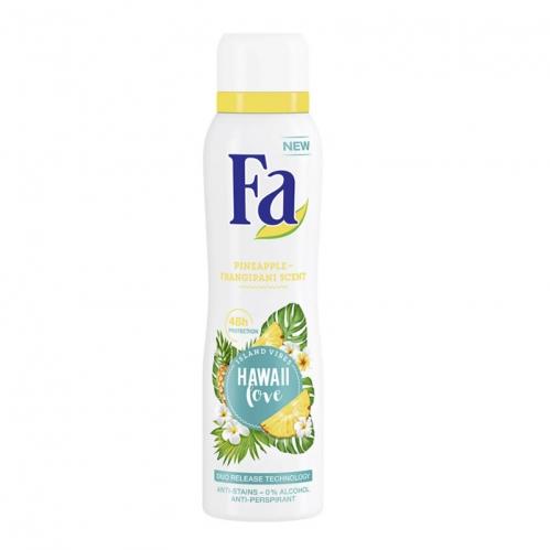 Fa - Fa Hawaii Love Kadın Deodorant Sprey 150 ml