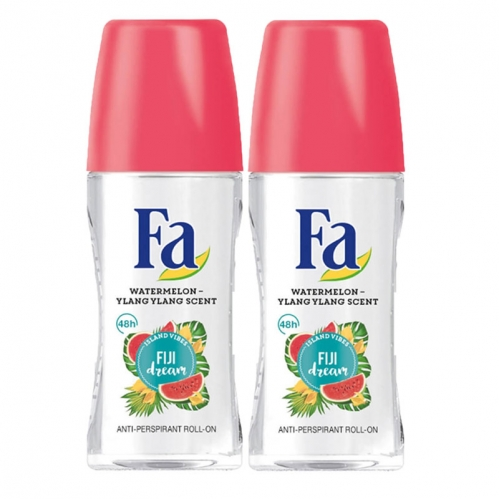 Fa - FA Roll-On Fiji 50 ml+50 ml