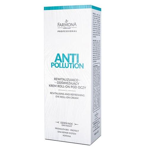 Farmona - Farmona Anti Pollution Eye Roll-on Cream 15 ml