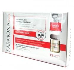 Farmona - Farmona Med Anti Hair Loss Ampoule Treatment For Men 15x5ml Ampül