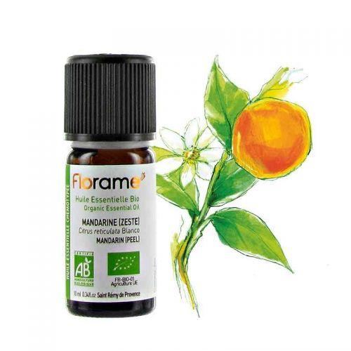 Florame - Florame Mandalina Esansiyel Yağı 10 ml