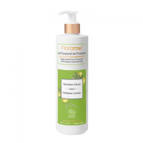 Florame - Florame Organik Verbana Limon Vücut Losyonu 400 ml