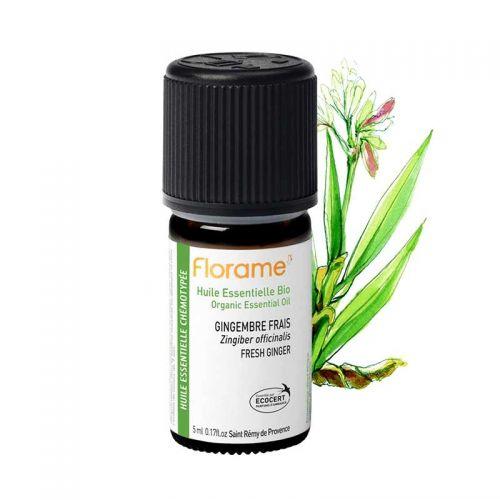 Florame - Florame Zencefil Esansiyal Yağı 5 ml
