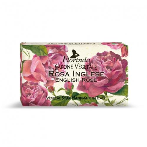 Florinda - Florinda İngiliz Gülü Katı Sabun 100 GR