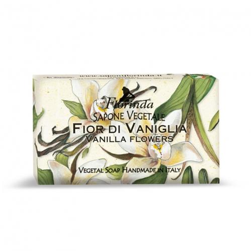Florinda - Florinda Vanilya Çiçekleri Katı Sabun 100 GR
