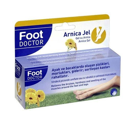 Foot Doctor - Foot Doctor Arnica Jel 50ml