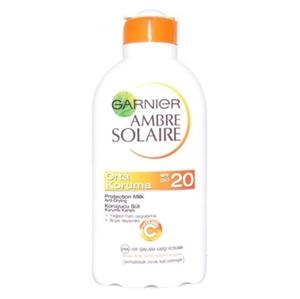 Garnier Spf20+ Güneş Koruyucu Süt 200ml