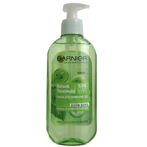 Garnier Üzüm Suyu Ferahlatıcı Temizleme Jeli 200ml