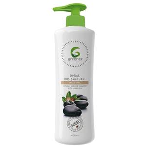 Greener - Greener Doğal Duş Şampuanı-Argan Yağlı 400ml