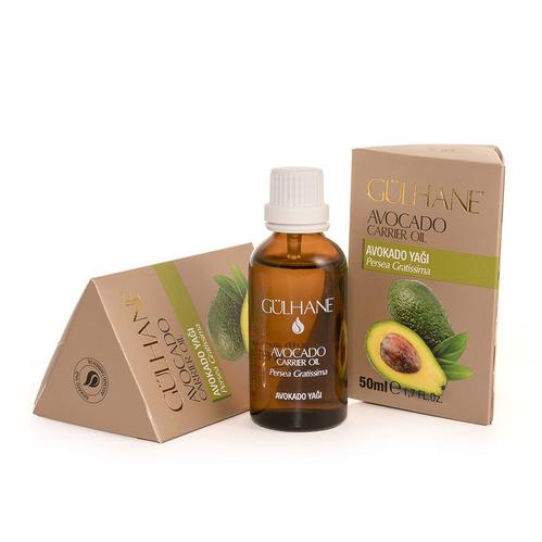 Gülhane - Gülhane Doğal Avokado Yağı 50 ml