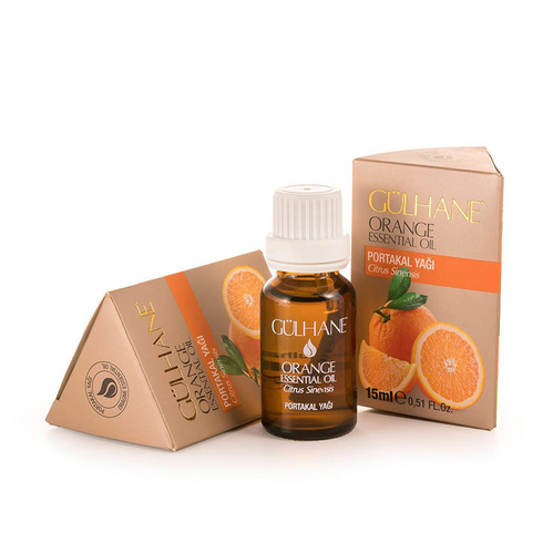 Gülhane - Gülhane Doğal Portakal Yağı 15 ml