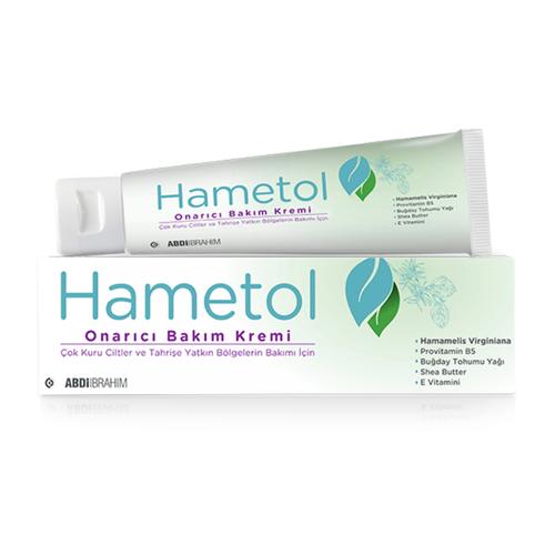 Hametol Onarıcı Bakım Kremi 50 gr