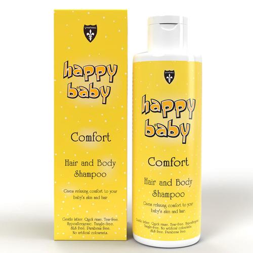 Happy Baby - Happy Baby Comfort Saç ve Vücut Şampuanı 200 ml