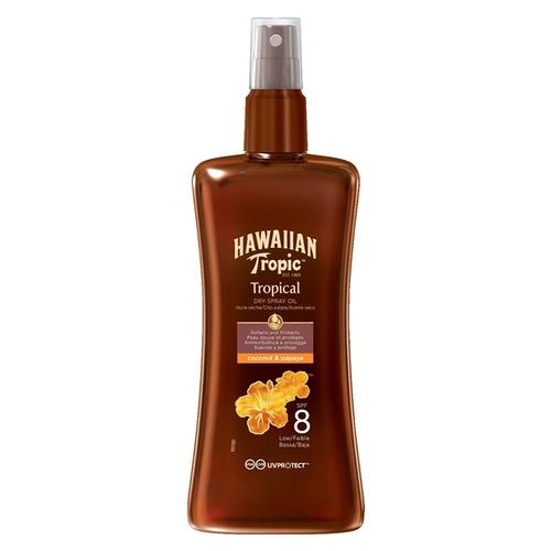 Hawaiian Tropic - Hawaiian Tropic Losyon Spray Spf8 200ml