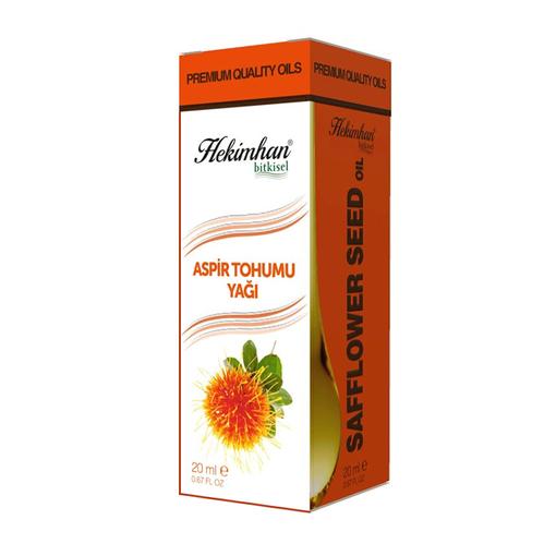 Hekimhan - Hekimhan Aspir Tohumu Yağı 20 ml