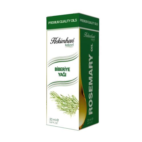 Hekimhan - Hekimhan Biberiye Yağı 20 ml