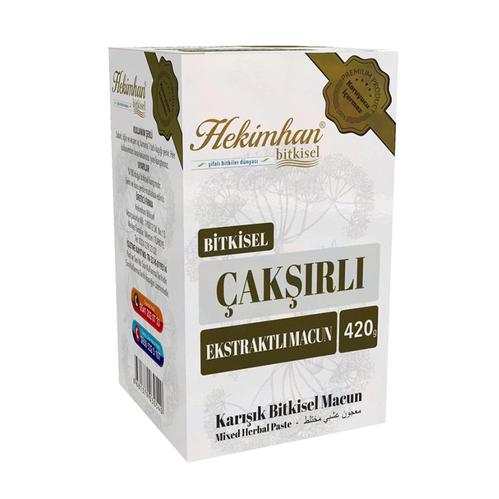 Hekimhan - Hekimhan Çakşırlı Bitkisel Macun 420 gr