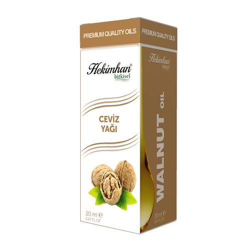 Hekimhan - Hekimhan Ceviz Yağı 20 ml